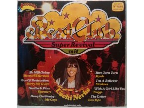 LP Various - Beat Club, 1980