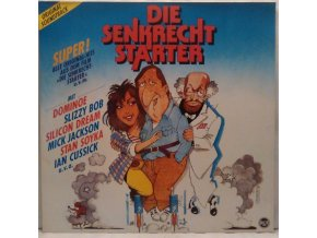 LP Various ‎– Die Senkrechtstarter - Original Soundtrack, 1989