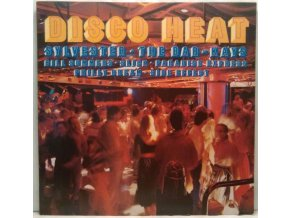 LP Various - Disco Heat, 1979