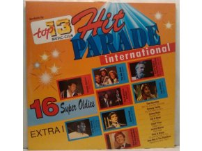 LP Various ‎– Hit Parade International Extra I, 1992