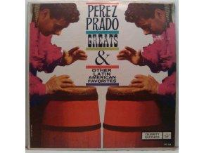 LP Perez Prado – Perez Prado Greats Plus Other Latin American Favorites