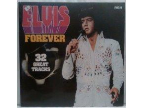 2LP Elvis Presley - Forever, 1974