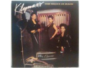 LP Klymaxx - The Maxx Is Back, 1990