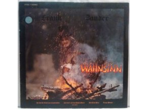 LP Frank Zander – Wahnsinn, 1974