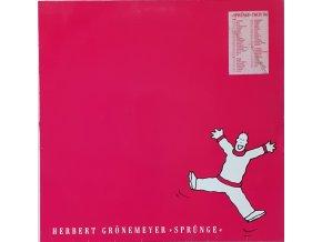 LP Herbert Grönemeyer – Sprünge, 1986