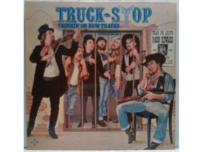 LP Truck-Stop - Truckin' On New Tracks, 1976