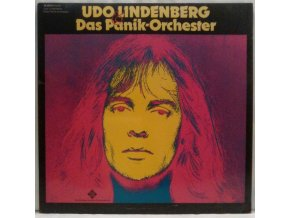 LP Udo Lindenberg & Panikorchester - Udo Lindenberg & Das Panikorchester, 1974