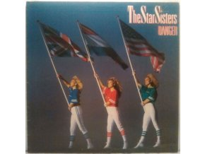 LP The Star Sisters - Dancer, 1985