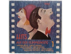 LP Various – Hits Aus Der Flimmerkiste 1. Folge, 1978