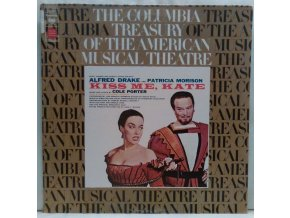 LP Cole Porter, Saint Subber And Lemuel Ayers Present Alfred Drake And Patricia Morison ‎– Kiss Me, Kate, 1973