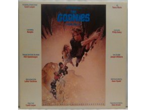 LP Various ‎– The Goonies - Original Motion Picture Soundtrack, 1985