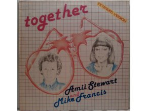 Amii Stewart And Mike Francis - Together, 1985