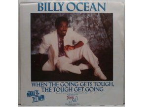 Billy Ocean - When The Going Gets Tough, The Tough Gets Going, 1986