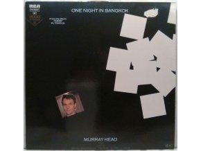 Murray Head – One Night In Bangkok, 1984