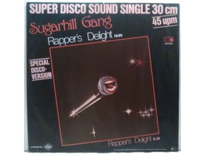 Sugarhill Gang ‎– Rapper's Delight, 1979