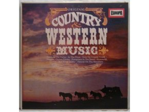 LP The Nashville Gamblers - The Westward Wanderers ‎– Original Country & Western Music, 1975