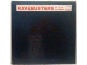 Ravebusters – Mitrax (Rap Remix) 1991