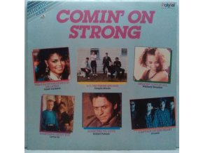 LP Various ‎– The Hits Keep Comin' On Strong, 1986