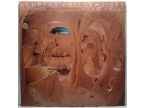 LP Andreas Vollenweider – Caverna Magica (...Under The Tree - In The Cave...) 1983