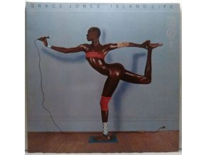 LP Grace Jones - Island Life, 1985