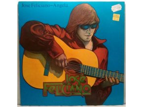 LP Jose Feliciano - Angela, 1976