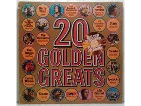 LP Various – 20 Golden Greats