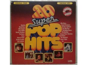 LP Various ‎– 20 Super Pop Hits, 1974