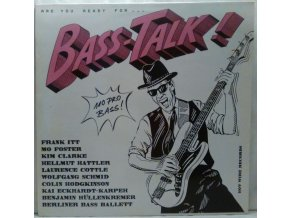 LP Various – Bass-Talk! 1989