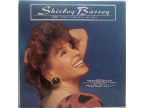 LP Shirley Bassey - Keep The Music Playing, 1991