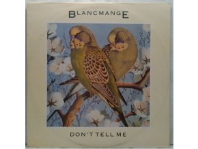Blancmange ‎– Don't Tell Me, 1984