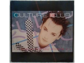Culture Club ‎– God Thank You Woman, 1986