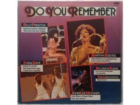 2LP Various ‎– Do You Remember