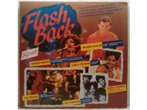 3LP Various ‎– Flash Back - La Grande Storia Del Rock