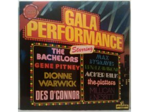 LP Various ‎– Various - Gala Performance