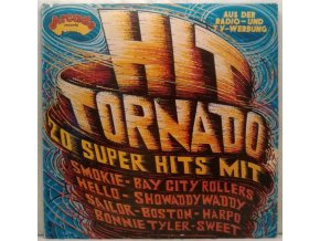 LP Various - Hit Tornado, 1977
