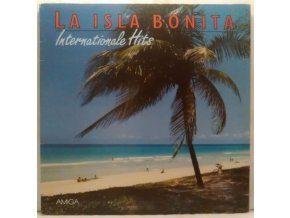 LP Various ‎– La Isla Bonita - Internationale Hits, 1988