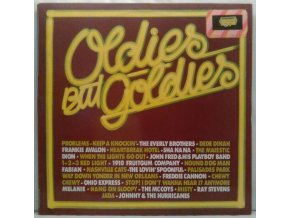 LP Various ‎– Oldies But Goldies, 1979