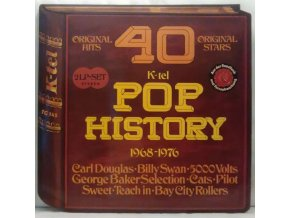 2LP Various - Pop History 1968-1976