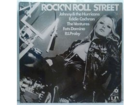 2LP Various ‎– Rock' N Roll Street, 1975
