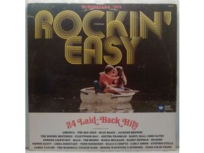 2LP Various ‎– Rockin' Easy - 24 Laid-Back Hits, 1975