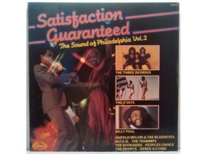 LP  Various ‎– Satisfaction Guaranteed (The Sound Of Philadelphia Vol. 2) 1981