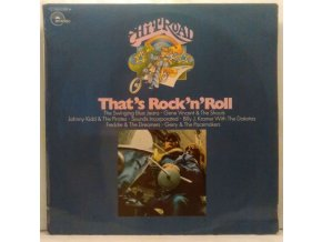 LP Various ‎– That's Rock'n'Roll