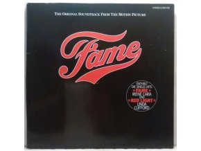 LP Various ‎– Fame - Original Soundtrack From The Motion Picture. 1980