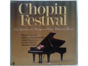 2LP Frédéric Chopin – Chopin Festival, 1979