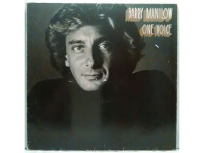 LP Barry Manilow ‎– One Voice, 1979