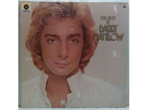 LP Barry Manilow ‎– The Best Of Barry Manilow, 1978