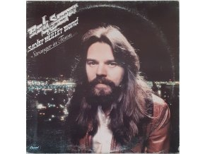 LP Bob Seger & The Silver Bullet Band ‎– Stranger In Town, 1978