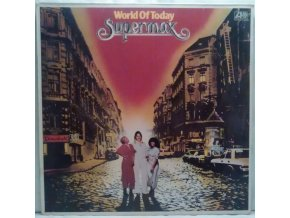 LP Supermax ‎– World Of Today, 1977