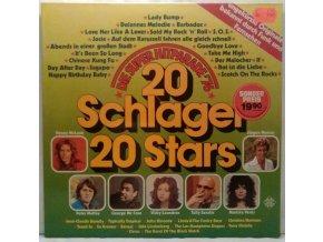LP Various – Die Super Hitparade '76 20 Schlager 20 Stars, 1975