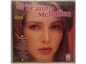 LP Orchester Anthony Ventura ‎– 20 Traum-Melodien (Je T'Aime 6) 1977